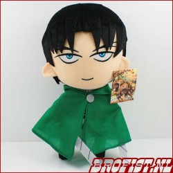Attack on Titan Levi plushie