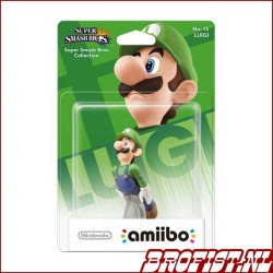 amiibo 15: Luigi - Super Smash Bros