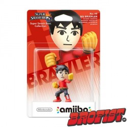 amiibo Smash Series: Mii Brawler