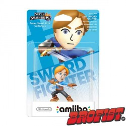 amiibo Smash Series: Mii Swordfighter
