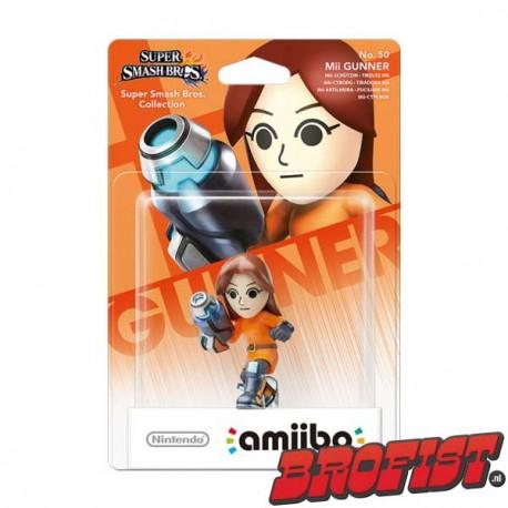 amiibo Smash Series: Mii Gunner