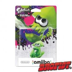 amiibo Splatoon Inkling Squid