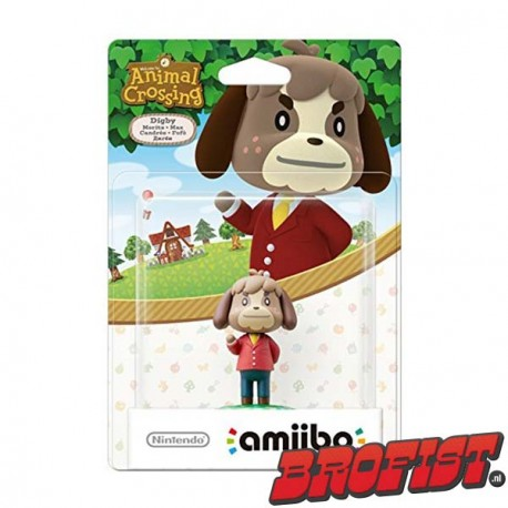 amiibo Animal Crossing: Digby