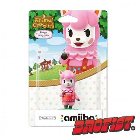 amiibo Animal Crossing: Reese