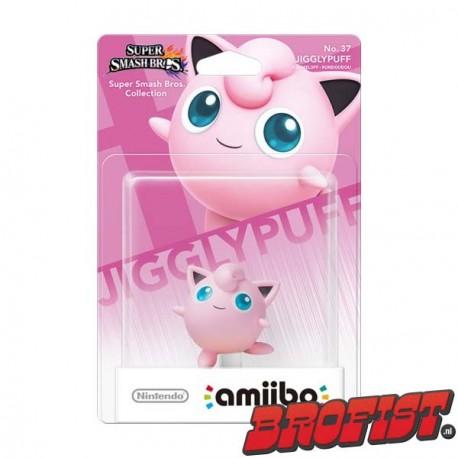 amiibo Smash Series: Jigglypuff