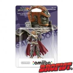 amiibo Smash Series: Ganondorf