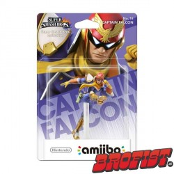amiibo Smash Series: Captain Falcon