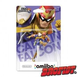 amiibo Smash Series: Captain Falcon