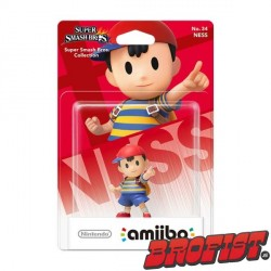 amiibo Smash Series: Ness