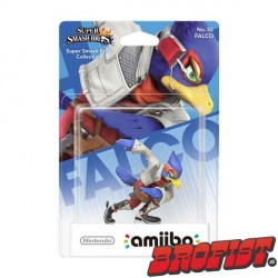amiibo Smash Series: Falco