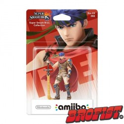 amiibo Smash Series: Ike