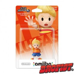 amiibo Smash Series: Lucas