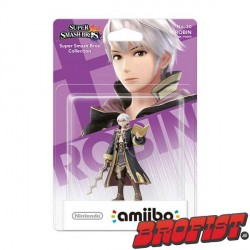amiibo Smash Series: Robin
