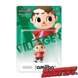 amiibo Smash Series: Villager (Dorpsbewoner)