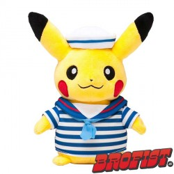 Pikachu Celebrations: Beach Walk Poké plush knuffel [IMPORT]