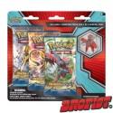 Pokémon TCG: BREAK Point 3 Blisterpack + Mega Scizor Pin