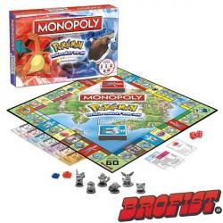 Monopoly: Pokémon Kanto Editie