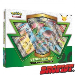 Pokémon TCG Red & Blue Collection: Venusaur EX