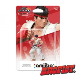 amiibo Smash Series: Ryu