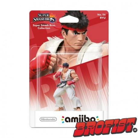amiibo Smash Series: Ryu