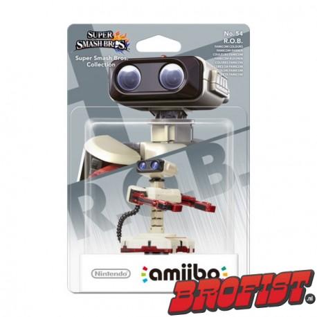 amiibo Smash Series: R.O.B. Famicom kleuren