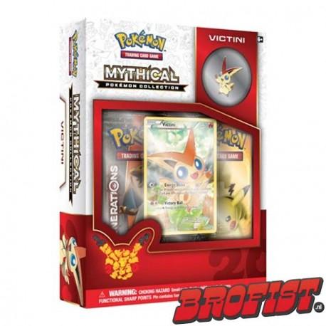 Mythical Pokémon Collection: Victini