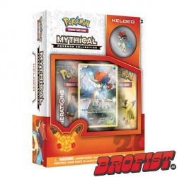 Mythical Pokémon Collection: Keldeo
