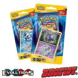 Pokémon TCG: Evolutions Checklane Blister
