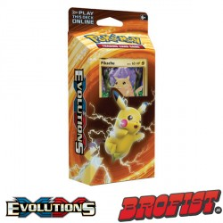 Pokémon TCG: Evolutions Theme Deck - Pikachu
