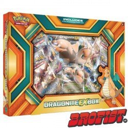 Pokémon TCG: Dragonite EX Box