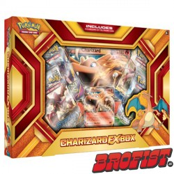 Pokémon TCG: Charizard EX Box