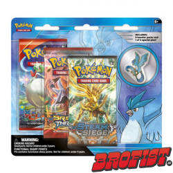 Pokémon TCG: Collector's Pin 3 Blisterpack - Articuno