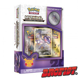 Mythical Pokémon Collection: Genesect