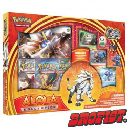 Pokémon TCG: Alola Collection - Solgaleo
