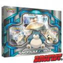 Pokémon TCG: Snorlax GX Box