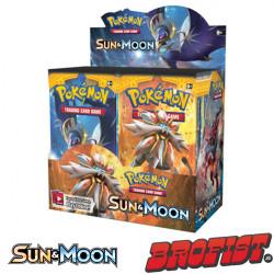 Pokémon TCG Sun & Moon Boosterbox