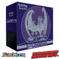 Pokémon TCG: Sun & Moon Elite Trainer Box Lunala