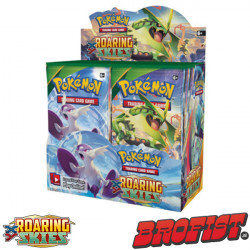 Pokémon TCG Roaring Skies Boosterbox