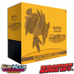 SM2 Guardians Rising Elite Trainer Box Pokémon TCG