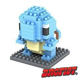 Squirtle Microblock LOZ bouwsteentjes