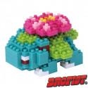Venusaur Microblock LOZ building blocks