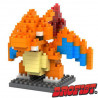 Charizard Microblock LOZ building blocks