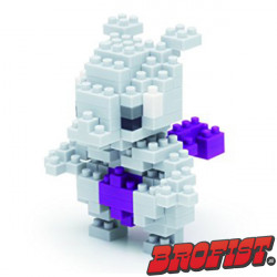 Mewtwo Microblock LOZ building blocks