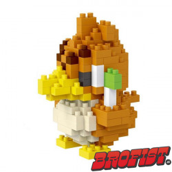 Farfetch'd Microblock LOZ building blocks