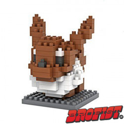 Eevee Microblock LOZ building blocks