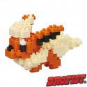 Flareon Microblock LOZ building blocks