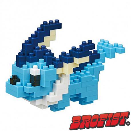 Vaporeon Microblock LOZ building blocks