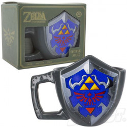 Legend of Zelda Mok Hylian Shield