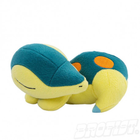 Pokemon Plush Figure Sleeping Cyndaquil