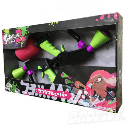 Splatoon 2 Dualies Water Guns [IMPORT]